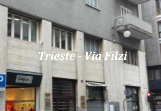 Trieste via filzi appartamento in vendita